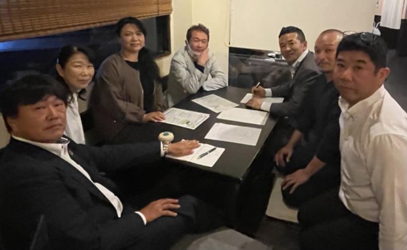 せせらぎ三島ロータリークラブ様と子供達の未来についてお話しをしました*\(^o^)/*